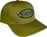 Blaze your own Trail  Made in USA TAN Cap