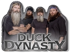Wholesale Duck Dynasty Die Cut Pillow with Sound -Quotes from the Robertson Men