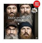A&E Official License Duck Dynasty 500pc Puzzle