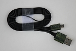 NEW Longleaf camo charger/sync cable with MICRO port USB