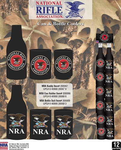 NRA Can Kaddy 12ct Clip Strip