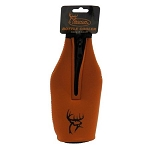 Buck Commander Bottle coozie Orange