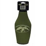 Duck Commander Bottle coozie Green