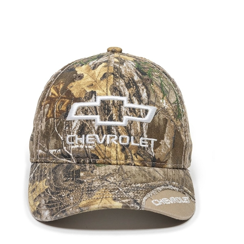 Chevrolet Realtree Edge™ Camo Cap
