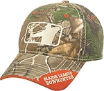 Major League Bow Hunter Camo Proflex Hunting Cap