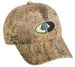 Officially Licensed Mossy Oak® Camo Cap Brush
