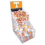 Small Fan Zone Lip Balm & Sanitizer 2 tier acrylic display 168ct