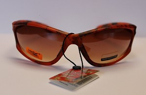 VERTX Orange Camo Sunglasses