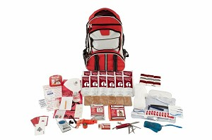 Guardian 1 Person Deluxe Hiking Survival Kit (72+ Hours)