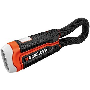 Black & Decker 4-Volt MAX Lithium-Ion Rechargeable Snakelight